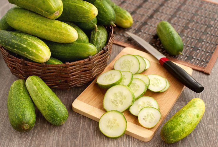 Disse 5 fantastiske fordelene kan oppnås ved å spise agurk