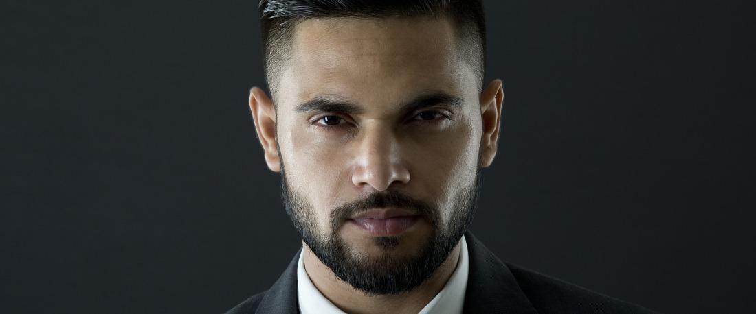 8 модных стилей бороды для круглой формы лица для резкого точеного образа