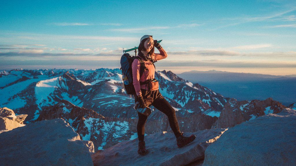 elina osborne pacific crest trail hiker jam podcast