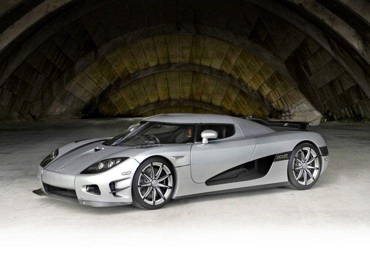 14 chiếc ô tô nhanh hiếm và đắt nhất thế giới mà bạn ước ao có được