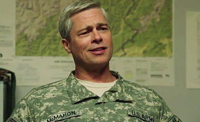 Ang Bagong 'War Machine' Trailer ay naglalagay ng isang Clueless na Brad Pitt Sa Isang Malagkit na Sitwasyon Sa Afghanistan